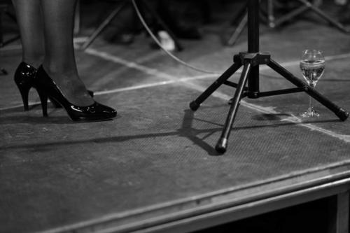 Anita Shhnittker und das Osnabrücker Saxophon Quintett