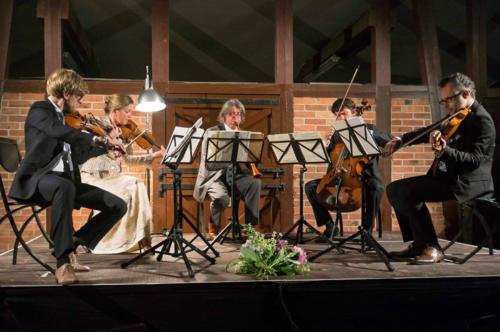 Camerata Concertgebouw Wege durch das Land