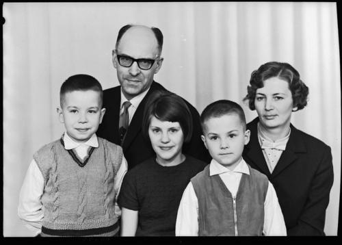 Günter Siebel Fotograf und Familie