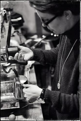 Kaffee mit dem Siebtraeger 2