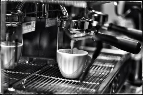 Kaffee mit dem Siebtraeger 3