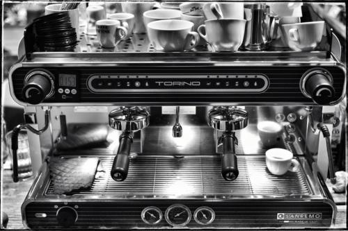 Kaffee mit dem Siebtraeger 6
