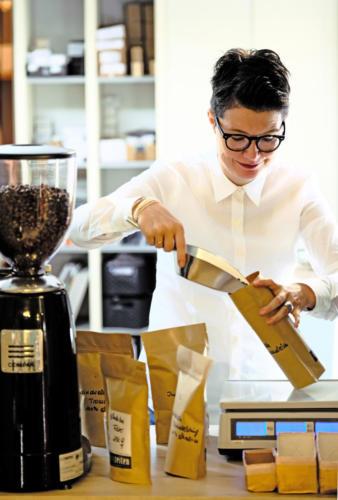 Kaffeeroesterei 1
